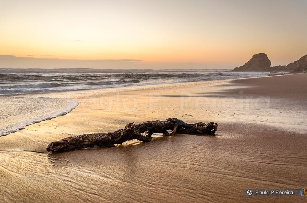 Eventide at Praia de Santa Rita