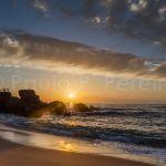 Sunset - Praia Formosa