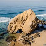 Penedo do Guincho | Praia de Santa Cruz