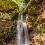 Cascata da Ribeira – Waterfall Pedra do Sino Torres Vedras – Portugal