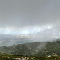 Nevar em Montejunto