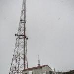 Nevar na Serra de Montejunto