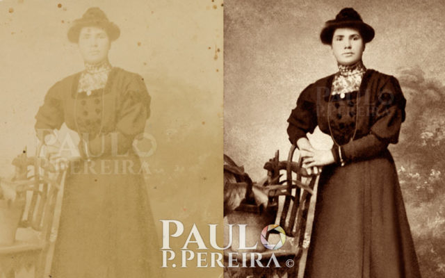 Restoration of Old Photographs